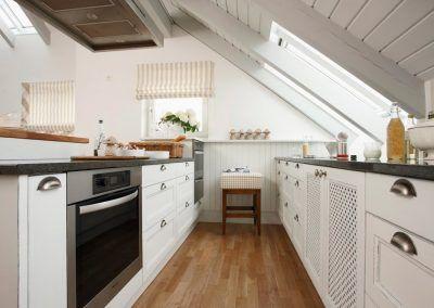 Bauhaus Küche Dachboden