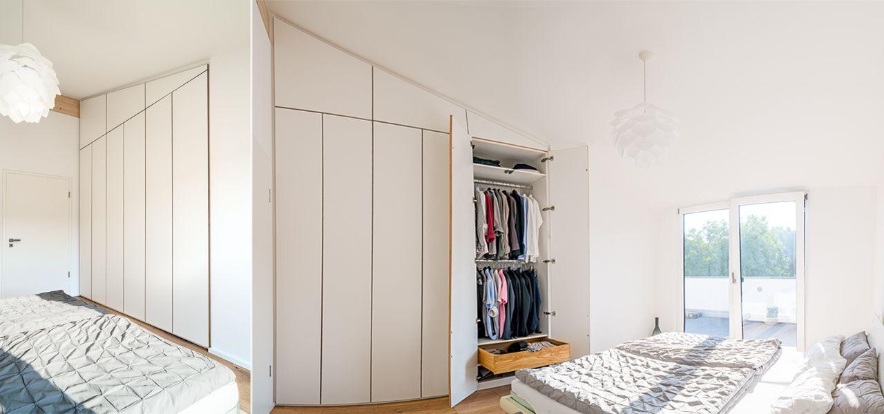 Regal schrank freiburg einbauschrank regalsystem - Wandschrank schlafzimmer ...