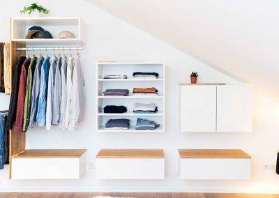 Schlafzimmer Schranksystem