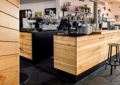 Café Hermann Theke