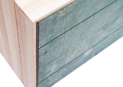 Sideboard: Green Nahaufnahme Ecke