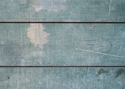 Sideboard: Green Details Front