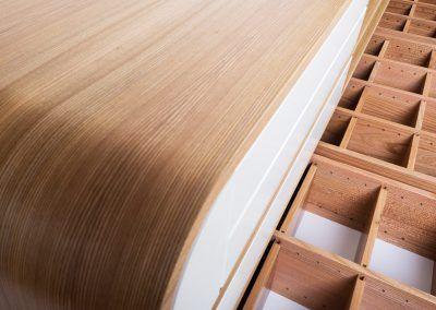 Sideboard: White Details