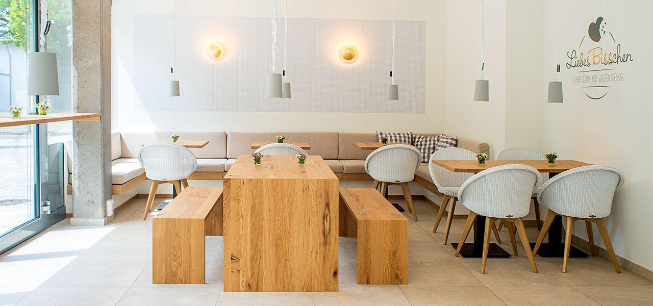 Inneneinrichtung freiburg bars und restaurants vom for Raumgestaltung cafe