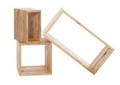 Verschiedene Cube Elemente