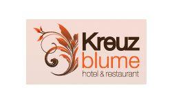 Gastronomiemöbel Kreuzblume