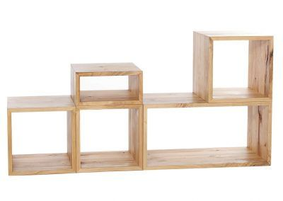Cube Elements verschieden angeordnet