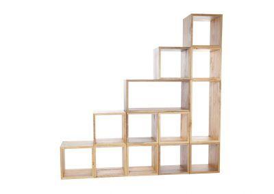 Cube Element Treppe