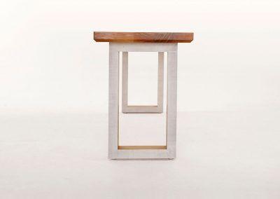 Stuhl Range Seitenansicht