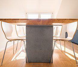 Individuelle Design Tische
