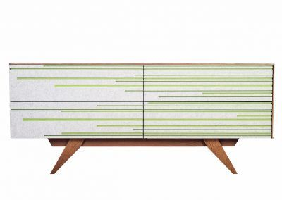 Sideboard: Profil Frontansicht