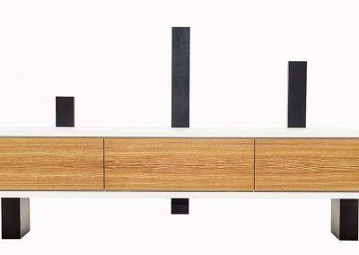 TV Lowboard von Vorne