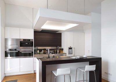 Küchenkonzept Wenge von Raumobjekt