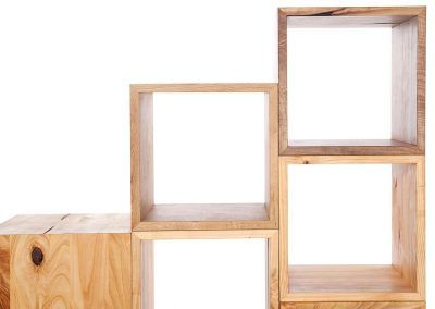 "Anpassbares Regalsystem ""Cube Element"""